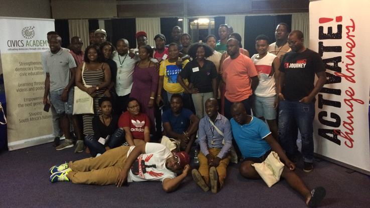 Group picture with participants at the Train the Trainer workshop