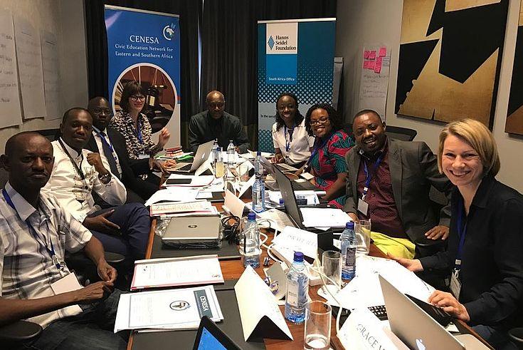 The Interim Steering Committee Meeting