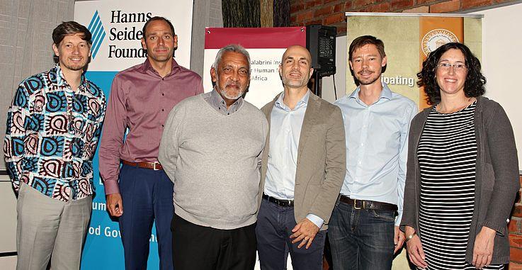 Authors and partner representatives