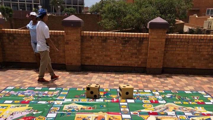Democracy board game