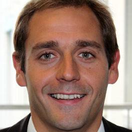 Resident Representative Hanns Bühler