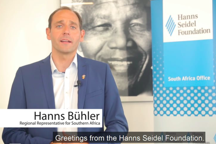 HSF Video for 2020 Nelson Mandela Annual Lecture with UN Secretary-General António Guterres - Introduction