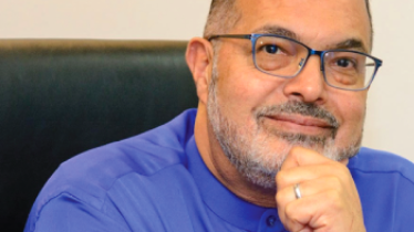 Edward Kieswetter - the Commissioner of the SA Revenue Service since May 2019