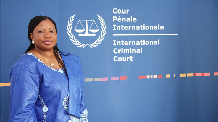 Foto: Fatou Bensouda, former ICC Prosecutor, the Speaker for the 19th Nelson Mandela Annual Lecture