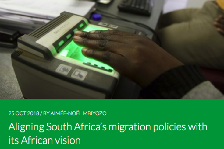 A new Policy Brief was launched - cover image