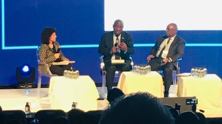 President Cyril Ramaphosa - nterview with BUSA leadership