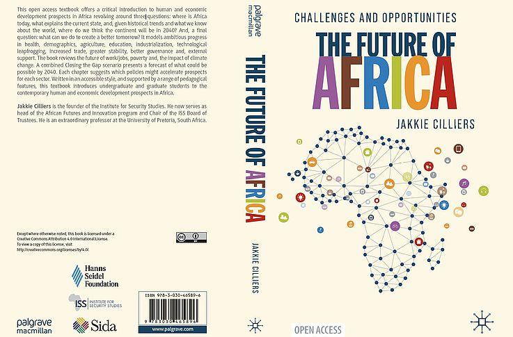 The Future of Africa. Challenges and Opportunities - Book cover