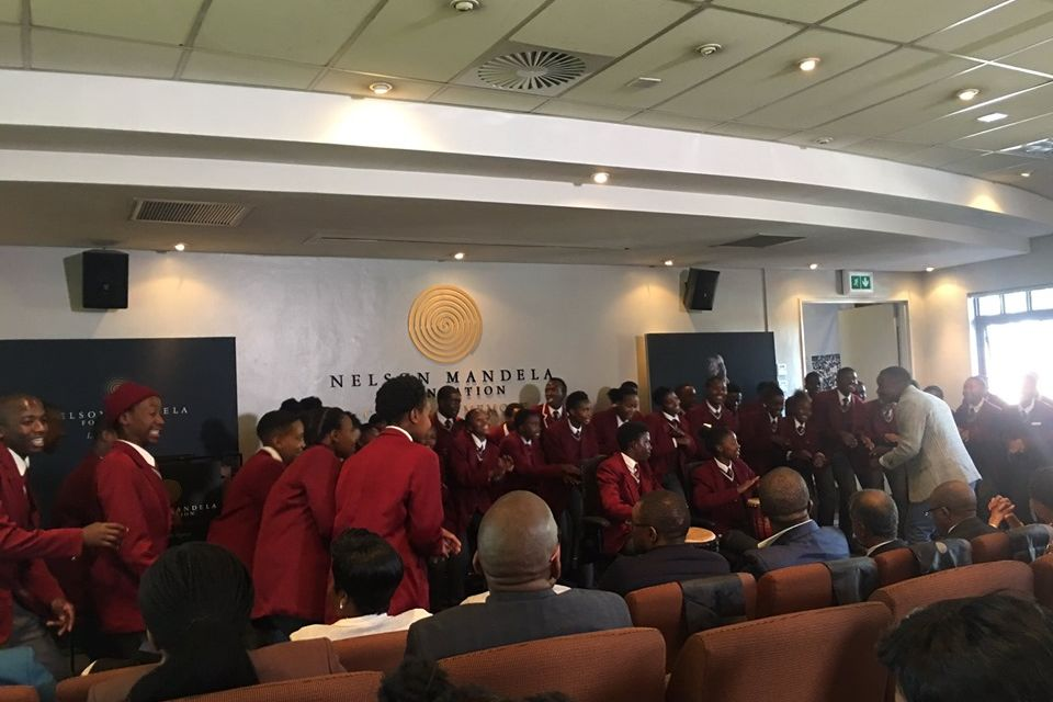 An amazing choir