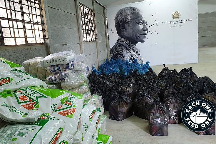 The legacy of Nelson Mandela - inspiring joint actions against poverty in many places