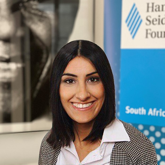 Project Administrator Elena Jain